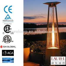 Glass Tube Patio Heater Pyramid Shaped Glass Tube Lpg Gas Patio Heater View New Design
