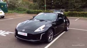 nissan 370z gt for sale nissan 370z v6 gt black 2014 youtube