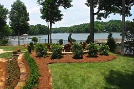 eco friendly landscaping near charlotte nc wilson u0027s natural