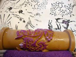 pattern paint roller online india pattern paint rollers decorating with the painted house patterned