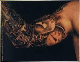 trippy tattoos orelhadoano
