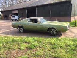 dodge charger 71 71 dodge charger 383 bigblock one owner for sale photos