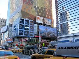 lexus vehicle recognition digital billboards first look co billboard in times square domaininvesting com