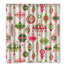 Sourpuss Shower Curtain Graphic Shower Curtain Part 42 Elephant Curtain Bathroom