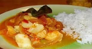 recette de cuisine poisson cari poisson au gingembre recette de cuisine réunionnaise