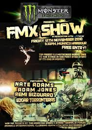 freestyle motocross tickets monster energy brings the first ever freestyle motorcross show to