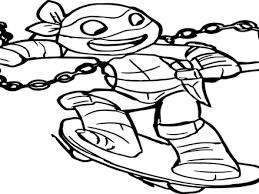 teenage mutant ninja turtles coloring teenage mutant