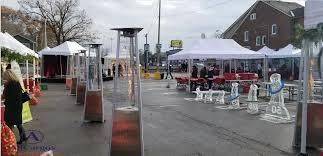 patio heaters rentals allcargos tent u0026 event rentals inc u2013 bloor west christmas market