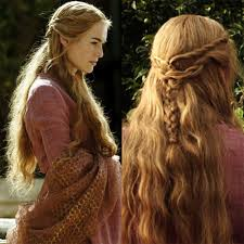hoods haircutgame pics for cersei lannister hair hair pinterest cersei