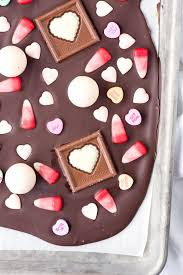 sweetheart candy sweetheart bark chocolate candy s bark boulder locavore