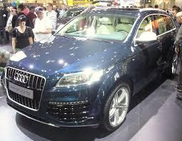 Audi Q7 Modified - audi q7 v12 tdi sports modified cars illinois liver