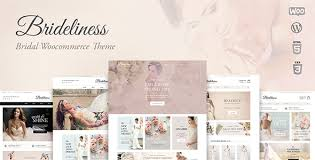 wedding shop brideliness wedding shop woocommerce theme by