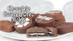 thanksgiving candy molds chocolate covered oreo molds youtube