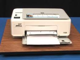 Preferidos Replacing a Cartridge - HP Photosmart C4280 All-in-One Printer  @MW44