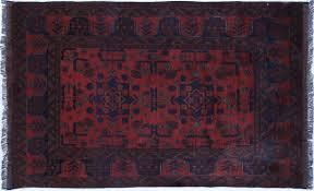 Pakistan Bokhara Rugs For Sale Tribal Collection Beljik Style Red 3x5 Bokhara Hand Knotted Wool