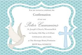 amusing confirmation invitation cards 22 for 1st birthday