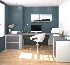 peinture pour bureau couleur pour bureau de travail deco peinture chambre