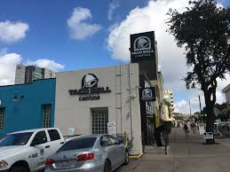 taco bell cantina serving local and booze opens today in