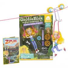 goldieblox zipline action figure u2013 amazing wiz kids