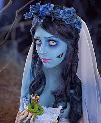 Corpse Bride Halloween Costumes Corpse Bride Costume 7 Steps