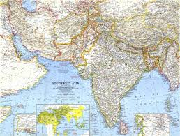 Asia Geography Map Map Of Asia You Can See A Map Of Many Places On The List On The
