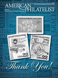 american philatelist april 2014 mail auction