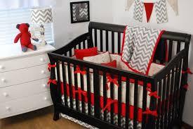 Chevron Boy Crib Bedding Baby Bedding Sets Boy Crib Nursery Ideas Carum Design Ideas