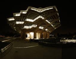 an distinctive original design the university library building