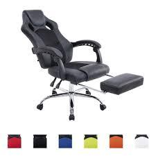 siege de bureau ergonomique clp fauteuil de bureau ergonomique energy repose pieds extensible