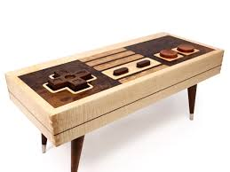 a giant nintendo controller coffee table for big gamers food u0026 wine