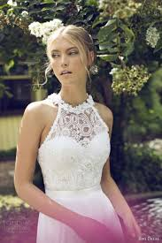 halter neck wedding dresses 25 stunning halter neckline wedding dresses weddingomania