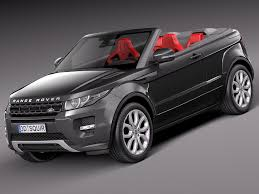 land rover convertible black convertible range 3ds