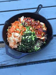 cast iron bibimbap wedding pics brokeass gourmet