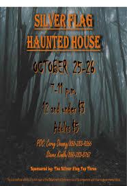 halloween house flags hauntworld com