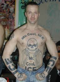 are these the most horrific tattoos graphic worst