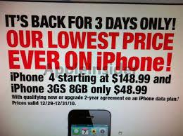radio shack renews 50 popular iphone promotion through friday u