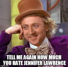 Lawrence Meme - creepy condescending wonka meme imgflip