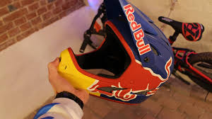 motocross helmet painting how to get your own red bull helmet in 14 steps youtube