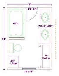 Small Bathroom Floor Plans 5 X 8 5 X 15 Bathroom Designs Tsc
