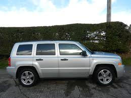used jeep patriot used jeep reading 4595 car contacts tel 08444 703380 local rate