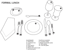 how to set a table party ideas pinterest etiquette table