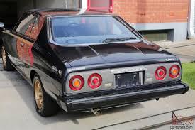 nissan jdm cars 1980 nissan skyline 2000gt ex turbo