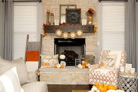 Fall Mantel Decorations 3 Ways Hoopla Events