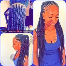 pronto braids hairstyles feeder braids 3 layers hair styles pinterest layering black