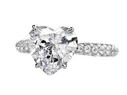 cheap wedding rings uk your unforgettable wedding heart shaped diamond rings uk