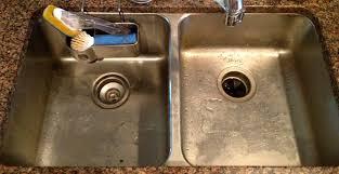 DIY Natural Sink Cleaner  Ingredients Overthrow Martha - Kitchen sink cleaner