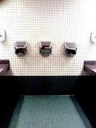 Hynes Convention Center Floor Plan Row Of Thee Xlerator Hand Dryers Third Floor Bathroom Hy U2026 Flickr