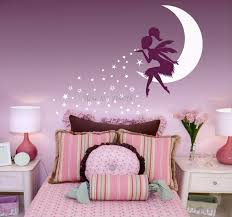 girls bedroom wall decals fairy blowing stars wall decal fairy blowing pixie dust vinyl wall