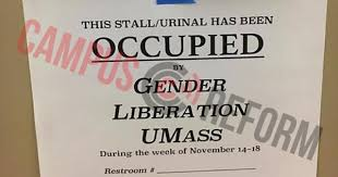 Gender Neutral Bathrooms - umass students hold u0027sh t in u0027 for gender neutral bathrooms