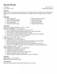 Cover Letter Job Resume by Cover Letter Computer Repair Technician Job Description Computer